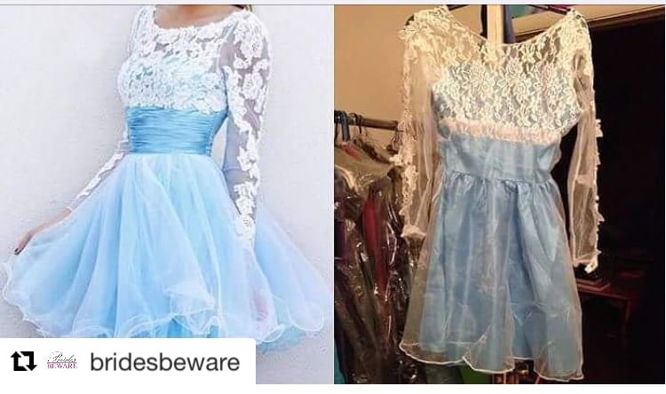 Buyer Beware, Cheap Prom Dresses Are Everywhere.